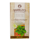 Bromley Exotic Cool Mountain Mint Tea - 24/Box