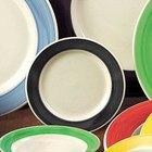 CAC R-3 BLACK Rainbow Pasta / Soup Bowl 12 oz. - Black - 24/Case