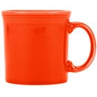 Homer Laughlin 570338 Fiesta Poppy 12 oz. Java Mug - 12/Case