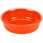 Homer Laughlin 460338 Fiesta Poppy 14.25 oz. Small Nappie Bowl - 12/Case