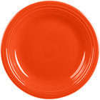 Homer Laughlin 466338 Fiesta Poppy 10 1/2 inch Plate - 12/Case