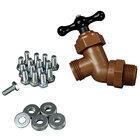 Carlisle 669300 Faucet Assembly Kit for