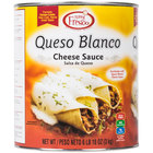 Muy Fresco #10 Can Queso Blanco Mild White Cheese Sauce   - 6/Case