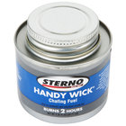 Sterno Products 10104 2 Hour Handy Wick Chafing Fuel with Safety Twist Cap - 48/Case