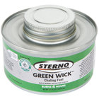 Sterno Products 10120 4 Hour Green Wick Chafing Fuel with Safety Twist Cap - 24/Case
