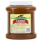 Fox's 1/2 Gallon Caramel Ice Cream Sundae Topping - 6/Case