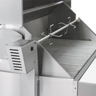 Crown Verity CV-RT-36BI 36 inch Built-In Grill Rotisserie Assembly