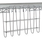 Metro PH1239C Super Erecta Chrome File Basket 12 3/4