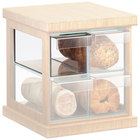 Cal-Mil C1718DRAWER Clear Replacement Drawer with Clear Handle for 1718-60 Bread Case