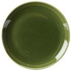 Homer Laughlin 13089391 Bosque Moss 9 inch Round Plate - 24/Case