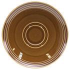 Homer Laughlin 13149392 Bosque Maple 6 1/2 inch Saucer - 36/Case