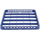 Noble Products 25-Compartment Blue Full-Size Glass Rack Extender - 19 3/8