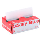 Durable Packaging BT-8 Interfolded Bakery Tissue Sheets 8 inch x 10 3/4 inch - 10000/Case