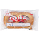 PretzelHaus 6 oz. Lightly Salted Pretzel   - 50/Case