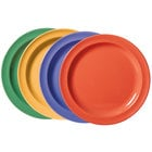 GET DP-910-MIX Creative Table 10 inch Round Plate - 24/Case