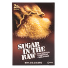 Sugar In The Raw 2 lb. Box - 12/Case