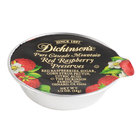 Dickinson's Pure Cascade Mountain Red Raspberry Preserves .5 oz. Portion Cups - 200/Case