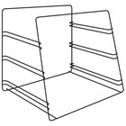 Hatco FSD3TPR 3 Tier Pan Rack for Heated Merchandisers
