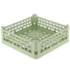 Vollrath 52682 Signature Full-Size Light Green 8 3/16 inch X-Tall Open Rack