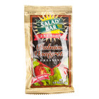 Salad Bar Balsamic Vinaigrette Dressing - (60) 1.5 oz. Portion Packets / Case   - 60/Case