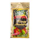 Salad Bar Honey Mustard Dressing 1.5 oz. Portion Packet - 60/Case