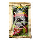 Salad Bar Creamy Caesar Dressing 1.5 oz. Portion Packets   - 60/Case