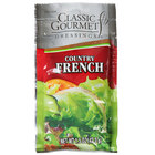 Classic Gourmet Honey French Dressing 1.5 oz. Portion Packet - 60/Case