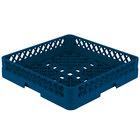 Vollrath TR1 Traex Full-Size Royal Blue 4 inch Open Rack