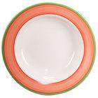 Homer Laughlin 3808083 Toulon 20 oz. Rolled Edge Pasta Bowl - 12/Case