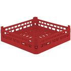 Vollrath 52680 Signature Full-Size Red 5 1/2 inch Medium Open Rack