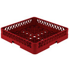 Vollrath TR1-02 Traex® Full-Size Red 4 inch Open Rack