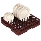 Vollrath TR3 Traex® Burgundy Full-Size Plate Rack
