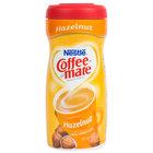 Nestle Coffee-Mate Hazelnut Coffee Creamer Shaker - 12/Case