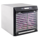 Excalibur EXC10EL 10-Tray Stainless Steel Food Dehydrator with Armored Glass Doors