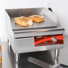 Countertop Electric Griddles and Flat Top Grills