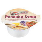 Admiration Breakfast Syrup 1.4 oz. Portion Cup - 96/Case