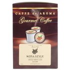 Caffe de Aroma Kona Style Coffee Single Serve Cups - 24/Box