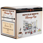 Caffe De Aroma English Breakfast Tea Single Serve Cups - 12/Box