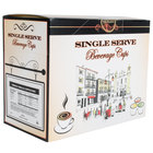 Caffe de Aroma French Vanilla Cappuccino Single Serve Cups   - 24/Box