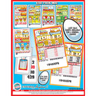 Egg Pack 1 Window Pull Tab Tickets - 480 Tickets Per Deal - Total Payout: $363
