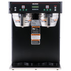 Bunn 37600.0004 BrewWISE ICB-TWIN Dual Infusion Series Black Coffee Brewer - 120/240V