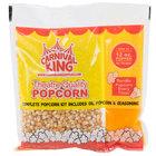 Carnival King All-In-One Popcorn Kit for 12 oz. to 14 oz. Popper - 24/Case