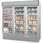 Combination Refrigerator Freezer Merchandisers