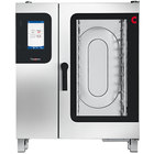 Convotherm C4ET10.10GS Natural Gas Half Size Boilerless Combi Oven with easyTouch Controls - 68,200 BTU