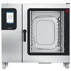 Convotherm C4ET10.20GS Natural Gas Full Size Boilerless Combi Oven with easyTouch Controls - 109,200 BTU