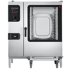 Convotherm C4ED12.20GS Natural Gas Full Size Roll-In Boilerless Combi Oven with easyDial Controls - 109,202