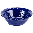 GET ML-134-CB New Yorker 6.5 qt. Cobalt Blue Round Serving Bowl - 16 inch