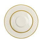 Homer Laughlin 1420-0328 Westminster Gothic Off White 4 1/2