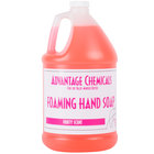 Advantage Chemicals 1 Gallon Foaming Hand Soap - 4/Case