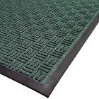 Cactus Mat 1426M-G35 Water Well II 3' x 5' Parquet Carpet Mat - Green